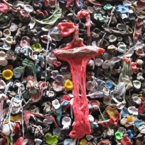 (Updated) Gum Wall: Stuck onSeattle