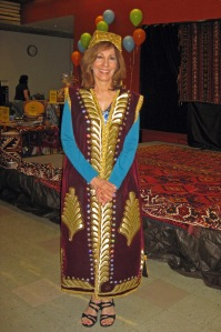 Helen Holter at Seattle's Navruz 2014