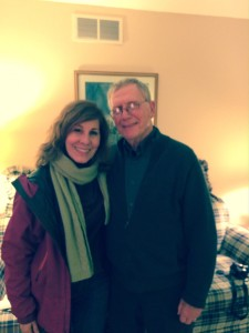 Thanksgiving: what better time to thank my 7th-grade teacher, Mr. Robert Armbrecht, who encouraged me to think, see, and believe beyond my small world of what I thought possible in life. To him I am forever grateful.