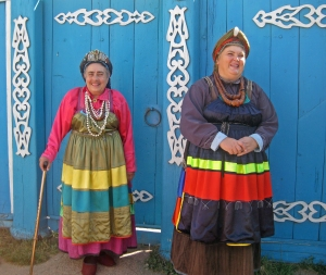 Russia's Old Believers (Староверы) were persecuted for their religious beliefs, and exiled to Siberia Photo: Helen Holter