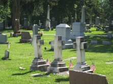 Ripon College cemetery