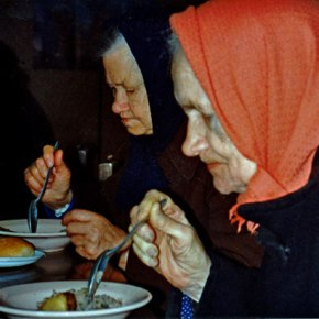 Russia's Soup Kitchens